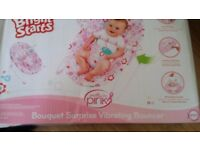 Baby bouncer new in box never used
