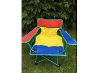 Toddler garden chair