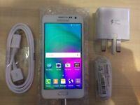 SAMSUNG A3 WHITE/ UNLOCKED / 16 GB/ VISIT MY SHOP. / GRADE A / WARRANTY + RECEIPT