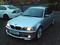 BMW 3 SERIES M SPORT 318i 2.0 SPORT PETROL 4DR SALOON F.S.H+LONG MOT+2KEYS EXTRAS