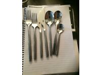 Barely used chopstick range cutlery