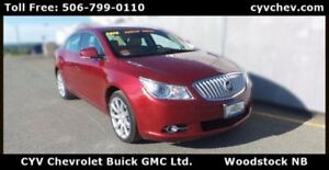 2010 Buick LaCrosse CXS V6 - Heated & Cooled Leather, Sunroof &
