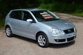 2009 VOLKSWAGEN POLO 1.4 Match 80 5dr Auto ONLY 26,000 MILES