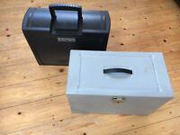 Filing storage cases