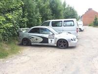 Subaru Impreza STi look alike