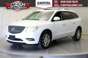2017 Buick Enclave Leather AWD *Back Up Camera-Heated Seats-Sunr