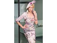 stunning designer JOHN CHARLES outfits dress jacket Mother of the Bride groom 8 10 12