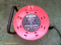 Electric Extension Reel