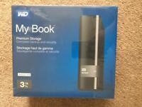 WD My Book Hard drive