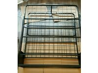 Metal bed frame / Scrap metal