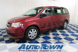 2014 Dodge Grand Caravan SE/SUNROOF/KEYLESS ENTRY/A/C/GREAT PRIC