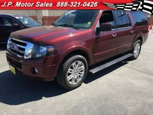 2012 Ford Expedition Max Limited, Automatic, Leather, Sunroof, 4