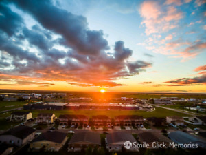 Real estate aerial photography services.