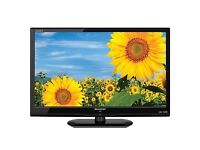 "32"" black LCD tv has built In freeview HDMI and remote control excellent picture can deliver"
