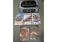 PSP value pack including games