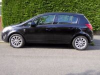 Corsa 1.4 se 5dr, top spec great condition AUTO, Parrot Bluetooth, heated steering & seats, MOTd May
