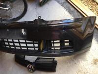 Vw Golf Mk5 front bumper & grill standard bumper