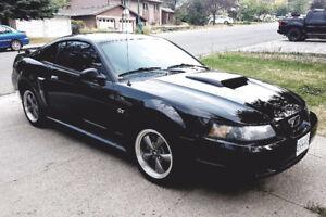 2003 Ford Mustang GT Coupe (2 door) Black