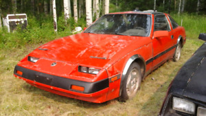 84 Nissan 300 ZX for $800