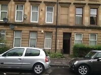 Traditional 1 Bedroom Ground floor flat Albert Road Govanhill - Available 26-07-2017