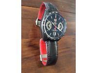 Tag Heuer Grand Carrera Chronograph Calibre 17 RS2