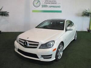 MERCEDES BENZ C350 2012 TOIT PANO ++++ A 96$ /SEMAINE++++