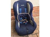 Nania (Greco) car seat