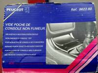 Peugeot 406 console tidy non smokers