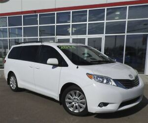 2014 Toyota Sienna - ONE OWNER, ACCIDENT FREE!!!