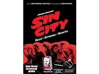 Sin city deluxe two disc dvd collection region 1