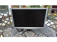 ACER 19in LCD Widescreen Computer Monitor with D-Sub cable