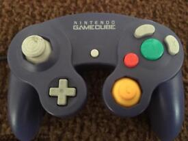 Purple Nintendo GameCube Controller