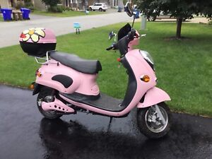 Scooteretti - Electric bike