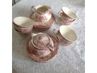 Vintage China set 20 pieces