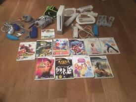 Wii bundle in good working condition