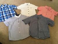 2-3 yrs and 3 yrs next shirts