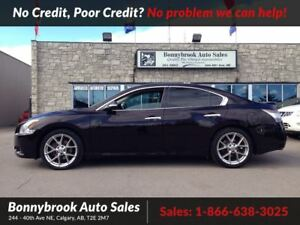 2010 Nissan Maxima SV LEATHER HEATED LEATHER SEATS P/SUNROOF