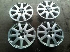 """16"""" ford alloy wheels 5x108"""