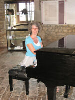 Cours de piano et d'éveil musical Anjou Montréal