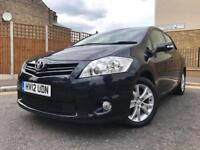 TOYOTA AURIS 1.6 MANUAL WITH REVERSE CAMERA BLUETOOTH ONLY 35K MILLAGE FDSH