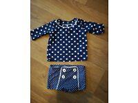 Gap swim suit 12-18 months baby girl