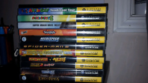 Gamecube Games Lot (Not sure if these work)