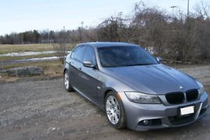 BMW 335i M-Sport NAVI 6MT