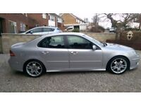 Saab 9-3 Vector Sport Anniversary with loads of extras