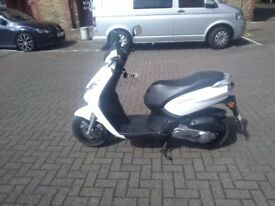 Peugeot kisbee 2014 one year mot clean and good condition