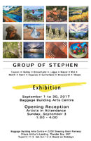 """The Group of Stephen"" Exhibition"