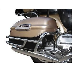 neuve  Star Yamaha Accessories Billet Saddlebag Hinge Covers