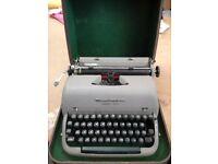 1950's Remington letter writer in it's origional case