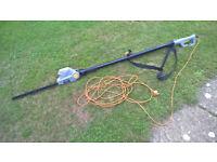 Titan Long Reach Hedge Trimmer TTB427GTM 45cm 400W Extendable Pole