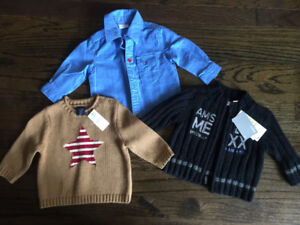 Brand New with Tags 3-6m clothes (Mexx and Gap)